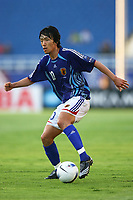 Fotball<br /> Asiamesterskapet / Asia Cup<br /> Foto: Aflo/Digitalsport<br /> NORWAY ONLY<br /> <br /> 21.07.2007  <br /> Shunsuke Nakamura (Japan) am Ball