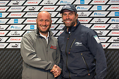 Pre-race press conference semi-final Louis Vuitton Cup