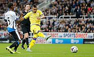 Newcastle United v Sheffield Wednesday 230915
