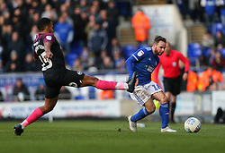Alan Judge of Ipswich Town passes the ball - Mandatory by-line: Arron Gent/JMP - 01/02/2020 - FOOTBALL - Portman Road - Ipswich, England - Ipswich Town v Peterborough United - Sky Bet League One