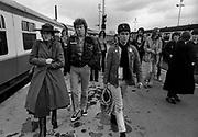 Stiff Records Tour 1978 Wreckless Eric, Jona Lewie, Rachel Sweet, Lene Lovich and Mickey Jupp.