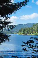 Lake Sutherland, Olympic National Park, WA