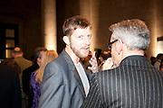 MICHAEL RAEDECKER, Turner Prize 2010. Tate Britain. Millbank. London. 6 December 2010. -DO NOT ARCHIVE-© Copyright Photograph by Dafydd Jones. 248 Clapham Rd. London SW9 0PZ. Tel 0207 820 0771. www.dafjones.com.