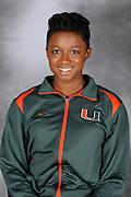 2011 Miami Hurricanes Track & Field Photo Day