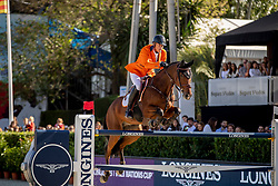Houtzager Marc, NED, Sterrehofs Calimero<br /> Longines FEI Jumping Nations Cup™ Final<br /> Barcelona 20128<br /> © Hippo Foto - Dirk Caremans<br /> 07/10/2018