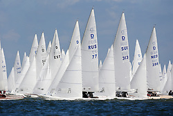 Dragon Gold Cup, 7-12 September 2014, Medemblik, The Netherlands
