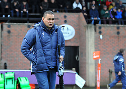 Bristol Bears head coach Pat Lam - Mandatory by-line: Paul Knight/JMP - 02/12/2018 - RUGBY - Clifton RFC - Bristol, England - Bristol Bears United v Harlequins - Premiership Rugby Shield