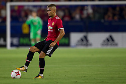 July 15, 2017 - Carson, California, U.S - Manchester United M Andreas Pereira (15) in action during the summer friendly between Manchester United and the Los Angeles Galaxy at the StubHub Center. (Credit Image: © Brandon Parry via ZUMA Wire)