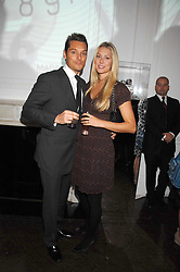 SEB & HEIDI BISHOP at a party to launch Links of London's Watch Collection at Il Bottacio, 9 Grosvenor Place, London on 25th September 2007.<br /><br /><br />NON EXCLUSIVE - WORLD RIGHTS