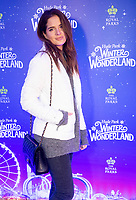 Binky Felstead at the  Hyde Park Winter Wonderland launch, London, UK - 20 Nov 2019