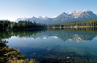 Lake Herbert, near Banff.   Photo: Peter Llewellyn