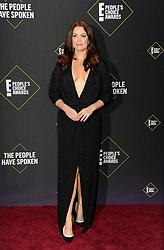 Bellamy Young at the 2019 E! People's Choice Awards held at the Barker Hangar in Santa Monica, USA on November 10, 2019.