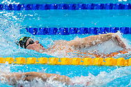 TOKYO, JAPAN - JULY 26: Kira Toussaint of Netherlands <br /> competing in the women 100m backstroke semi final during the Tokyo 2020 Olympic Games at the Tokyo Aquatics Centre on July 26, 2021 in Tokyo, Japan (Photo by Giorgio Scala/Deepbluemedia/Insidefoto)
