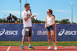 Falmouth Road Race Weekend<br /> Thomas Cochary Mile<br /> Falmouth Elite Mile