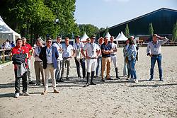 RIESENBECK - FEI Jumping European Championship Riesenbeck 2021<br /> <br /> TEAM Belgium<br /> Impressionen vom Abreiteplatz<br /> Second Qualifying Competition - Round 2 <br /> Team Final<br /> <br /> Hörstel-Riesenbeck, Reitanlage Riesenbeck International<br /> 03. September 2021<br /> © www.sportfotos-lafrentz.de/Stefan Lafrentz