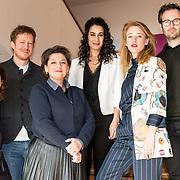 NLD/Amsterdam/20180305 - Nieuwe advocaten serie Zuidas,