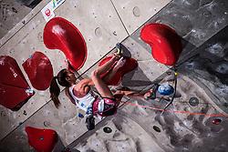 RAKOVEC Lucka of Slovenia during Finals IFSC World Cup Competition in sport climbing Kranj 2019, on September 29, 2019 in Arena Zlato polje, Kranj, Slovenia. Photo by Peter Podobnik / Sportida