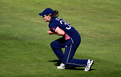 Natalie Sciver of England Women takes a catch - Mandatory by-line: Robbie Stephenson/JMP - 05/07/2017 - CRICKET - County Ground - Bristol, United Kingdom - England Women v South Africa Women - ICC Women's World Cup Group Stage