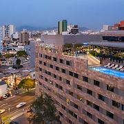 Hyatt Centric San Isidro Lima. Photo by Victor Elias Photography.