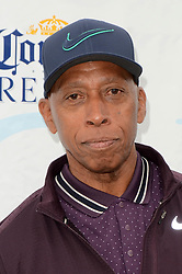 12th Annual George Lopez Celebrity Golf Classic Arrivals 1, Lakeside Country Club. 06 May 2019 Pictured: Jeffrey Osborne. Photo credit: David Edwards / MEGA TheMegaAgency.com +1 888 505 6342