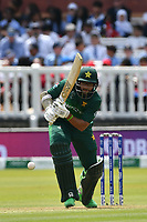Cricket - 2019 ICC Cricket World Cup - Group Stage: Pakistan vs. Bangladesh<br /> <br /> Imam-ul-Haq hits out<br /> at Lord's<br /> <br />  colorsport/winston bynorth
