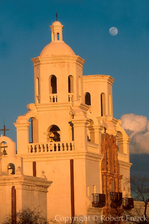SPANISH MISSION, ARIZONA, TUSCON Mission San Xavier del Bac, Padre Kino