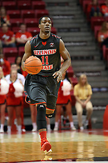 MiKyle McIntosh Illinois State Redbird basketball photos