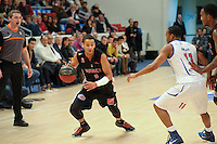 Benjamin Sene - 27.12.2014 - Paris Levallois / Nancy - 15eme journee de Pro A<br />