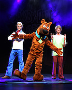 Scooby-Doo Live! Musical Mysteries - Photocall