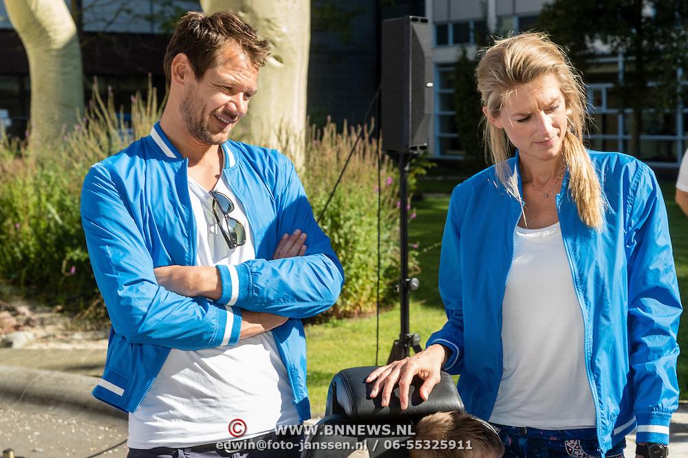 NLD/Utrecht/20160825 - Start Spieren voor Spieren actie, Reinder Nummerdor