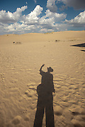 Scenes from Monahans Sandhills State Park, Texas.   photo by Mark Matson (8/5/12)