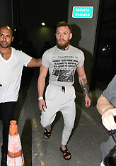 Conor McGregor is released from jail - 12 March 2019