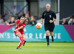 Georgia Evans of Bristol City Women - Mandatory by-line: Paul Knight/JMP - 24/09/2016 - FOOTBALL - Stoke Gifford Stadium - Bristol, England - Bristol City Women v Durham Ladies - FA Women's Super League 2