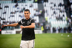 October 20, 2018 - Turin, Piedmont, Italy - Cristiano Ronaldo of Juventus during the Serie A match between Juventus and Genoa at the Allianz Stadium, the final score was 1-1 in Turin, Italy on 20 October 2018. (Credit Image: © Alberto Gandolfo/Pacific Press via ZUMA Wire)