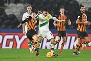 Hull City v Norwich City 271118