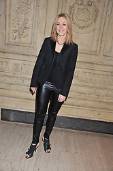 HELEN FOSPERO at Cirque du Soleil's VIP night of Kooza held at the Royal Albert Hall, London on 8th January 2013.
