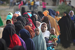 """Turkish red crescent delivers meat of sacrificial animals to 3 thousand Muslim families at two villages near Nairobi, capital of Kenya. TheTurkish Red Crescent sacrificeanimals in Kenya as part ofMuslim holiday Eid al-Adha. Turkish Red Crescent Vice - President Ismail Hakki Turunc said, ''We have reached meat of sacrificial animals to people who need them in African state Kenya. We sacrificed 150 animals here in Kenya. Turkish red Crescent have reached 15 thousand people in Kenya today"""". Kenya, August 21, 2018. Photo by Depo Photos/ABACAPRESS.COM"""