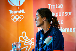 Former international Francien Huurman will be assistant to Avital Selinger, who was presented as the new national coach of the Dutch women's volleyball team. Selinger succeeds Giovanni Caprara, who had to guide the Netherlands to the Olympic Games in January but failed on November 20, 2020 in Utrecht