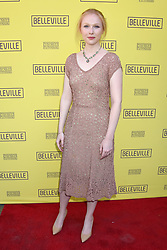 """Jessica Barth at the """"Belleville"""" Opening Night held at the Pasadena Playhouse on April 22, 2018 in Pasadena, Ca. © Janet Gough / AFF-USA.COM. 22 Apr 2018 Pictured: Molly Quinn. Photo credit: Janet Gough / AFF-USA.COM / MEGA TheMegaAgency.com +1 888 505 6342"""