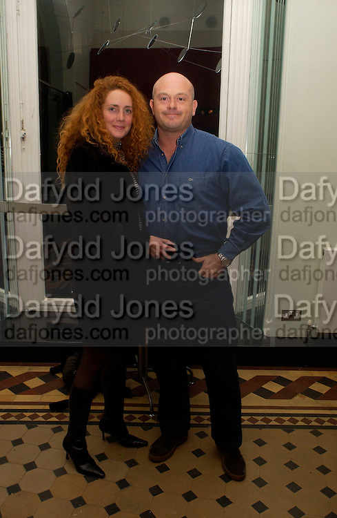 Rebekah  Wade and Ross Kemp, European premiere of Cirque de Soleil's Dralion, Royal Albert Hall and afterwards at the Natural History Museum, 8 January 2003.  .© Copyright Photograph by Dafydd Jones 66 Stockwell Park Rd. London SW9 0DA Tel 020 7733 0108 www.dafjones.com