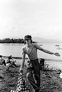 The Boomtown Rats at the Loch Lomond Rock Festival 1979