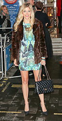 © Licensed to London News Pictures. 26/03/2014, UK. Ashley James, I Can't Sing! The X Factor Musical - press night, London Palladium, London UK, 26 March 2014. Photo credit : Richard Goldschmidt/Piqtured/LNP