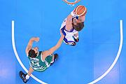 DESCRIZIONE : Torino Coppa Italia Final Eight 2012 Quarti Di Finale Bennet Cantu Sidigas Avellino<br /> GIOCATORE : Denis Marconato<br /> CATEGORIA : special schiacciata<br /> SQUADRA : Bennet Cantu Sidigas Avellino<br /> EVENTO : Suisse Gas Basket Coppa Italia Final Eight 2012<br /> GARA : Bennet Cantu Sidigas Avellino<br /> DATA : 17/02/2012<br /> SPORT : Pallacanestro<br /> AUTORE : Agenzia Ciamillo-Castoria/C.De Massis<br /> Galleria : Final Eight Coppa Italia 2012<br /> Fotonotizia : Torino Coppa Italia Final Eight 2012 Quarti Di Finale Bennet Cantu Sidigas Avellino<br /> Predefinita :