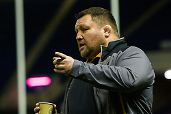 Wasps Director of Rugby David Young arrives ahead of kick off - Mandatory by-line: Ewan Bootman/JMP - 06/12/2019 - RUGBY - Murrayfield - Edinburgh, England - Edinburgh Rugby v Wasps - European Rugby Challenge Cup