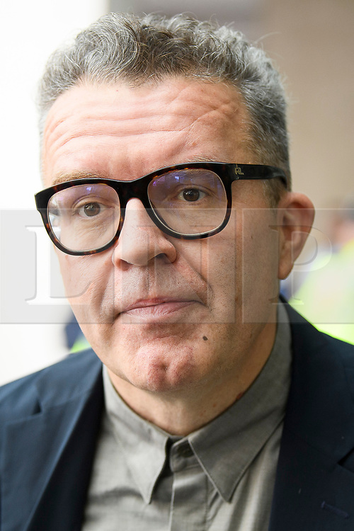 © Licensed to London News Pictures. 04/09/2018. London, UK. Labour Party deputy leader TOM WATSON arrives at Labour Party headquarters in London to attend a National Executive Committee meeting. The Labour Party's ruling body is expected to vote on whether to adopt, in full, the IHRA (International Holocaust Remembrance Alliance) definition of anti-Semitism. Photo credit: Ben Cawthra/LNP