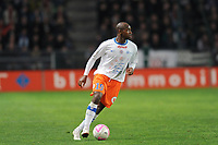 FOOTBALL - FRENCH CHAMPIONSHIP 2011/2012 - L1 - STADE RENNAIS v MONTPELLIER HSC - 7/05/2012 - PHOTO PASCAL ALLEE / DPPI - SOULEYMANE CAMARA (MON)