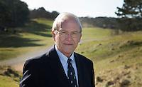 WASSENAAR - Lout Mangelaar Meertens, golfer, bestuurslid EGA, COPYRIGHT KOEN SUYK