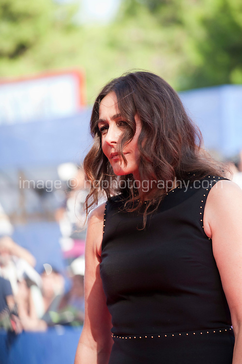 Sophie Semin at the premiere of the film Les Beaux Jours d'Aranjuez (The Beautiful Days of Aranjuez) at the 73rd Venice Film Festival, Sala Grande on Thursday September 1st 2016, Venice Lido, Italy.