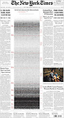 February 21, 2021 (USA): Front-page: Today's Newspapers In USA