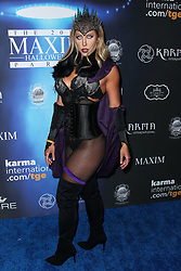 2017 MAXIM Halloween Party held at Los Angeles Center Studios on October 21, 2017 in Los Angeles, California. 21 Oct 2017 Pictured: Monique Nicole LeClair. Photo credit: IPA/MEGA TheMegaAgency.com +1 888 505 6342
